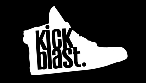 Skeud Dealers Rap Kickblast Basket Logo