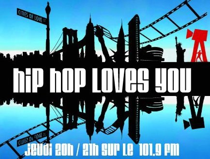Hip hop loves you skeud dealers radio rap emission hip hop fm