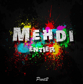 Medhi entier part 2 skeud dealers rap hip-hop peinture