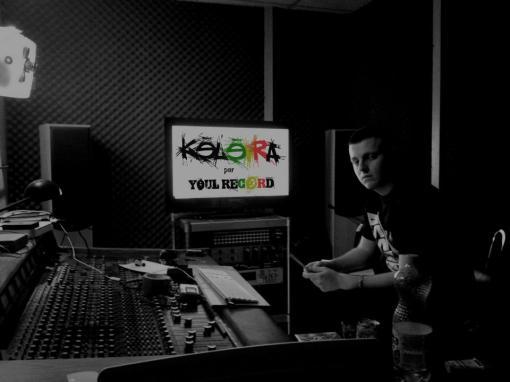 Kelevra chez youl record skeud dealers photo rap hip hop indépendant underground grenoble