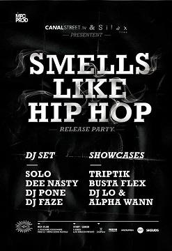 www.Skeud-Dealers.com Smells Like Hip Hop